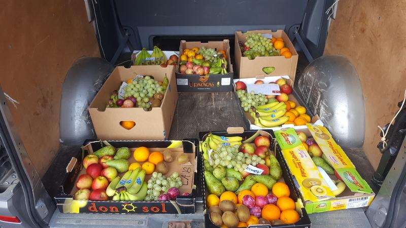 Fruit Op Kantoor : Kent u onze bezorgservice fruit op kantoor hermans groenten fruit